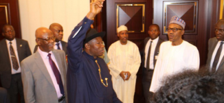 Jonathan to Buhari: If you use your powers negatively, posterity will haunt you