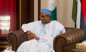 Buhari resumes work after vacation
