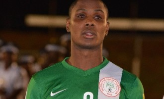 Ighalo: I'd love to play at the Olympics