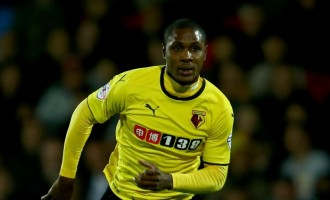 Odion Ighalo 'undergoing medical', set to join Chinese club