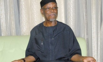Oyegun: Jonathan looked monumental corruption in the face and turned away