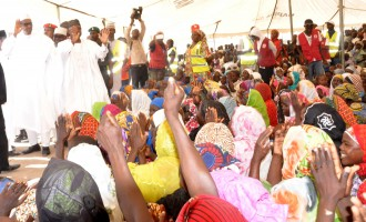 NGO demands closure of all IDP camps in north-east