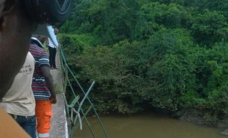5 killed as bus plunges into river near Anambra