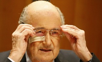 FIFA has abandoned me, says Blatter