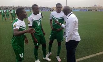 Siasia relishes Senegal '92 memories, rewards players with $100 each