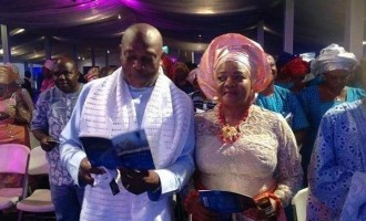 Grieving Stephen Keshi speaks on late wife: My love for her was at first sight