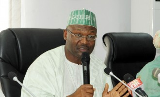 Jega used to rush to me for advice whenever he was under pressure, says INEC chair