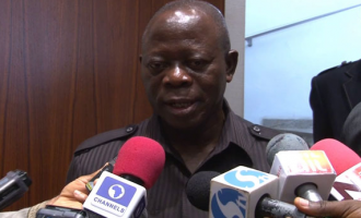 Oshiomhole backs devolution of power, but says 'we must also review our character'