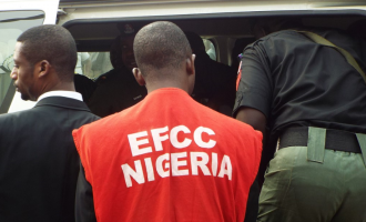 EXTRA: EFCC gloats over Fayose's loss in Ekiti — and hints at arrest