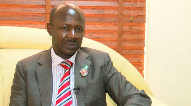 Magu seeks SEC's help in executing 'enormous' anti-corruption work