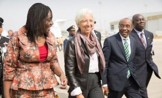 IMF boss, Lagarde, to meet Buhari on low oil prices