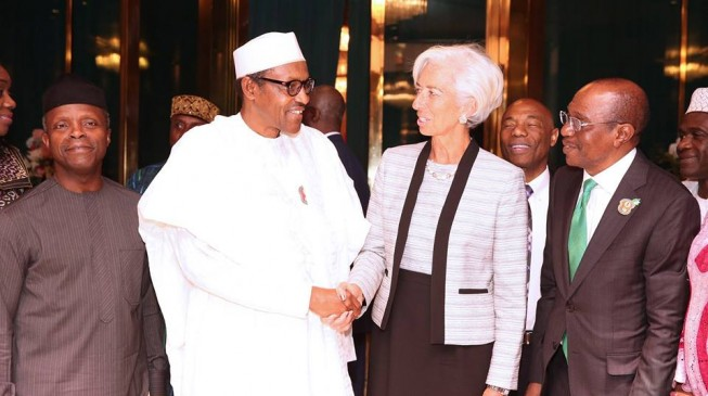 IMF's warning weighs heavily on sentiment in Nigeria