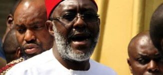 PDP convention: Drama as security operatives bar Olisa Metuh from VIP section