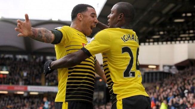 I want to be highest goalscorer, says Ighalo
