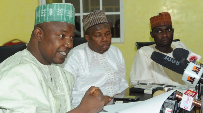 JUST IN: Arewa Youths and Ndigbo leaders in closed door meeting