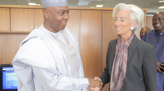 Lagarde to senate: Let Nigerians pay more taxes
