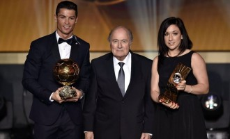 Blatter ends FIFA romance with divorce from '13-year-old baby'