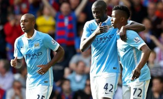 Iheanacho sees me as his mentor, says Yaya Toure