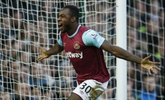 Moses' West Ham complete double over Ibe's Liverpool