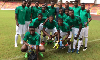 Salami absent as Oliseh names final CHAN 2016 team