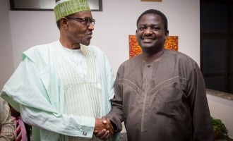 The difference between you and Buhari is trust, Femi Adesina replies Jonathan