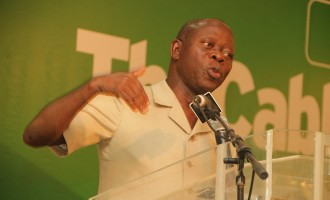 The naira cannot be devalued now, says Oshiomhole