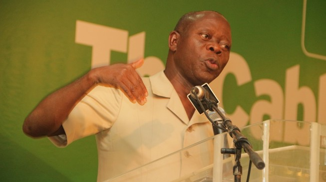 Oshiomhole: We will use labour tactics to humble them in Kwara, Benue, Sokoto