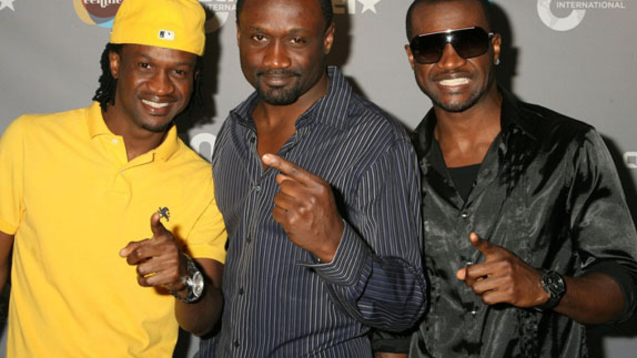 PSquare sack manager and brother, Jude Okoye   TheCable