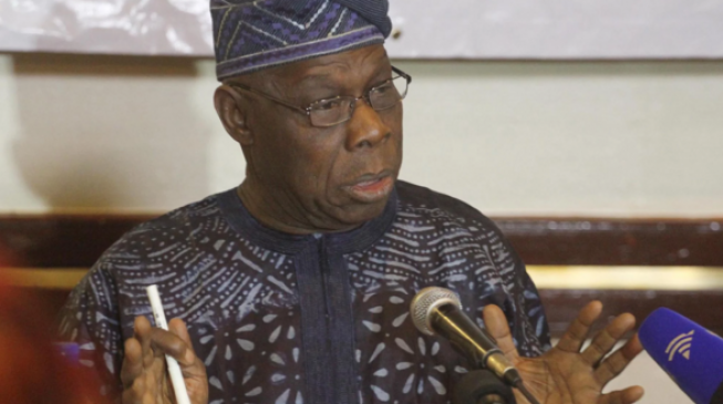 Obasanjo Officially Registers As Member of New Coalition