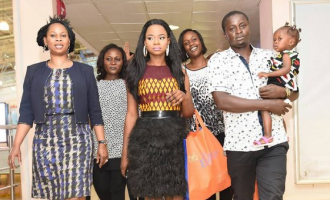 If Olajumoke is rich, we both own it, says husband