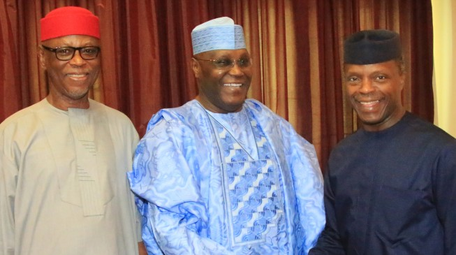 APC leaders meet over 'unfavourable' verdicts