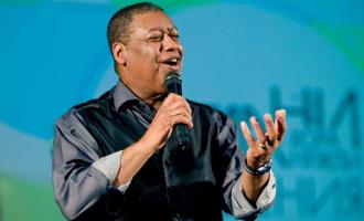 Ron Kenoly, Chris Morgan 'take music and miracles to Jos'