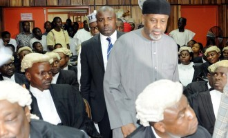 For the 5th time, FG fails to produce Dasuki in court