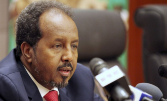 Boko Haram trained in my country, says Somalian president