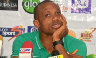 6 things we learnt from Oliseh's resignation