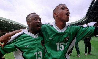 'NFF offered Renard $100,000 for Oliseh's job'