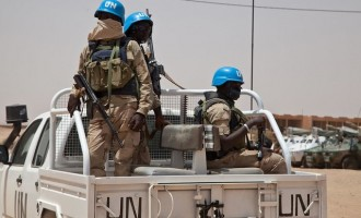 Nigerian peacekeepers escape attack in Mali