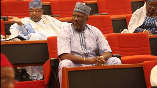 Melaye: Buhari CANNOT nominate Magu again
