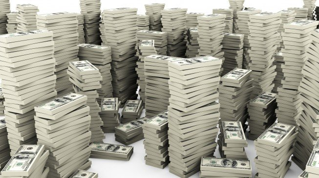 For once in 5 months, Nigeria's reserves rise