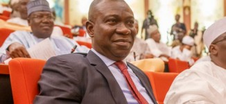 Ekweremadu describes defection of Ortom, lawmakers as tip of the iceberg