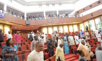 Again, n'assembly fails to lay budget for consideration