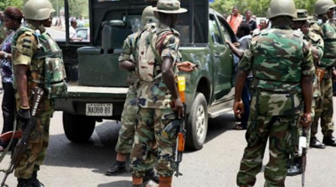We are not after Nnamdi Kanu, says army