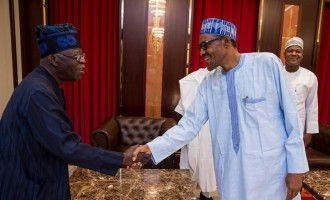 Tinubu: Buhari joined politics to save Nigeria