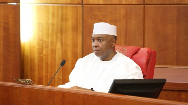 Saraki: I have nothing to do with the importation of the vehicle seized by customs
