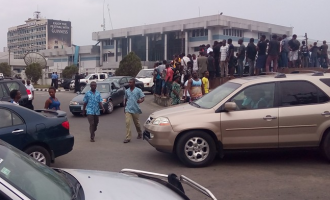 Explosion rocks office of CBN in Calabar