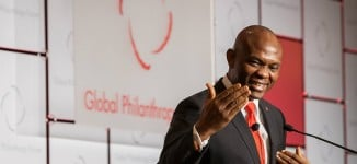 Tony Elumelu: The making of a business ambassador