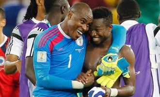 Onazi wants Enyeama, Emenike back in Super Eagles