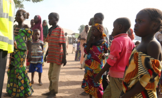 '11 million children in north-east Nigeria are out of school'