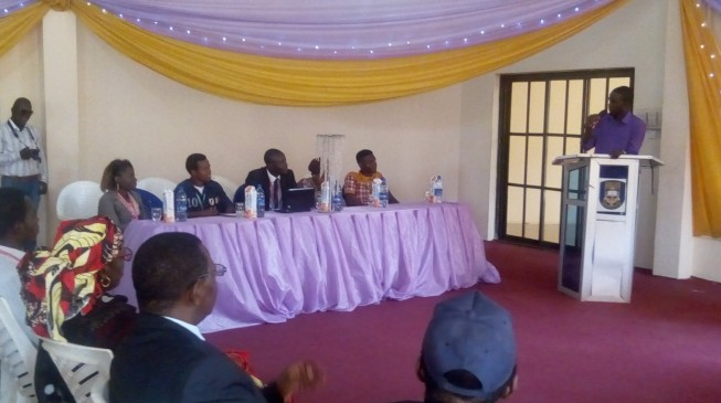 Unilorin students' union hosts Kenyatta counterparts