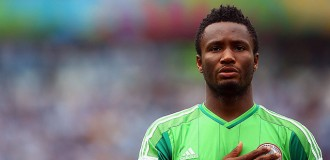 Mikel says Eagles ready for 'big match' against England